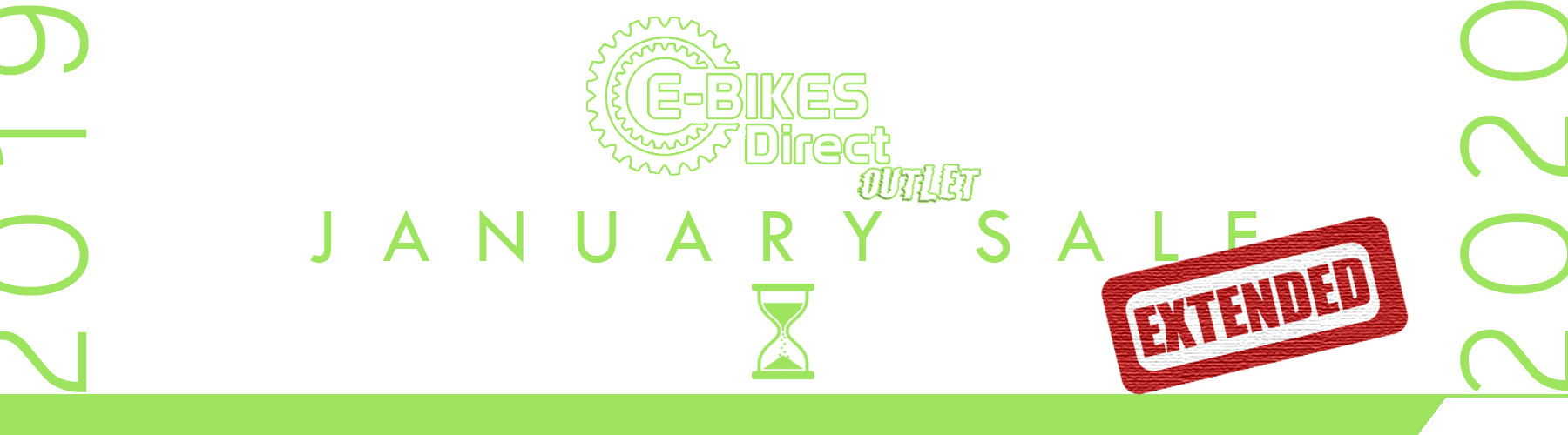 End of Season Sale at E-Bikes Direct