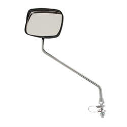 Raleigh Oblong Mirror with Rainshield Thumbnail