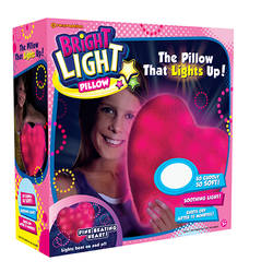 Bright Light™ Pillow Pink Beating Heart