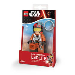 LEGO® Star Wars™ Poe Dameron Key Light