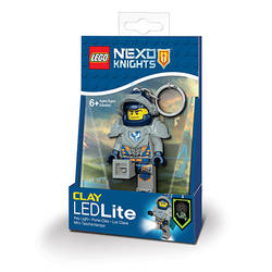 LEGO® Nexo Knights™ Clay Key Light
