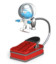 Astro Smurf® LED Booklight