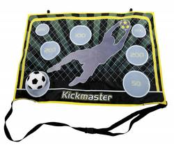 Kickmaster Indoor Soccer Shooting Game Target Goal Thumbnail