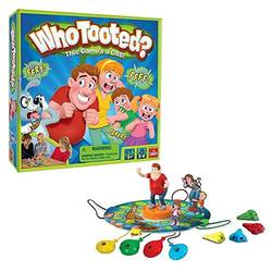 Who Tooted? Board Game