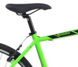 Viking Manhattan Mens Urban Trekking Hybrid Bike - 700c 4 Thumbnail