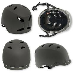 Falcon Bern Style BMX Bike Scooter 54-58cm Jump Safety Helmet Thumbnail