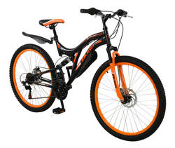 c1e0efdf12b Buy a Boss Black Ice FS Mountain Bike from E-Bikes Direct Outlet