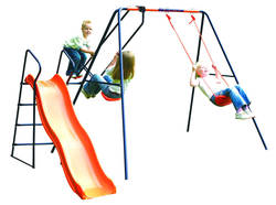 Hedstrom Saturn Playground Sets