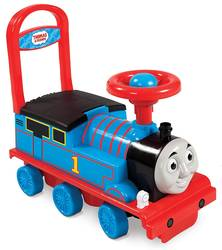 Thomas & Friends Toddler Train Engine Ride-On Thumbnail