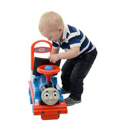 Thomas & Friends Toddler Train Engine Ride-On 1 Thumbnail