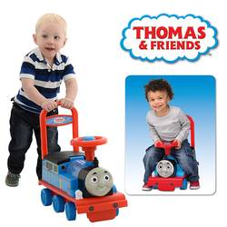 Thomas & Friends Toddler Train Engine Ride-On 2 Thumbnail