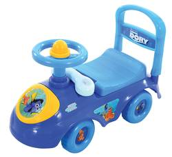 Finding Dory My First Sit and Ride