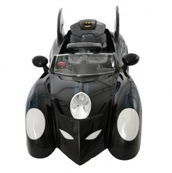 batman kids batmobile outdoor ride on electric car 6v battery operated 1 thumbnail