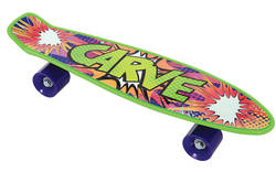 Bored Pop Art X Cruiser Skateboard