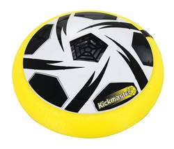 Kickmaster Indoor Electronic Football Glide Hover Ball with Lights Thumbnail