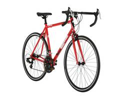 Barracuda Corvus Mens Road Racing Bike Red - 14 Speed, 700c 1 Thumbnail