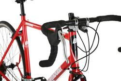 Barracuda Corvus Mens Road Racing Bike Red - 14 Speed, 700c 2 Thumbnail