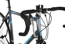 Barracuda Corvus Mens Road Racing Bike Blue - 14 Speed, 700c 2 Thumbnail
