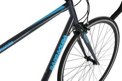 Barracuda Corvus Mens Road Racing Bike Blue - 14 Speed, 700c 6 Thumbnail