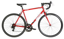 Barracuda Corvus Road Bike, Red