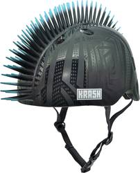 Krash Black Gator Boys Helmet