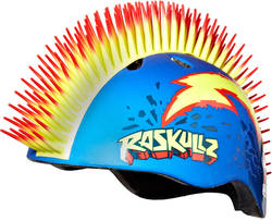 Razkullz Bolt Hawk Kids Helmet