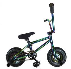 1080 Mini BMX Jet Fuel Chrome