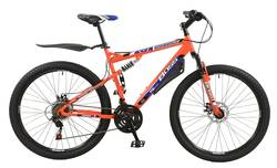 New Boss Carnage FS Mountain Bike