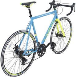 06a97615425 Viking Scirocco 300 Mens Road Bike - 700c - STI Disc Brakes 1 Thumbnail