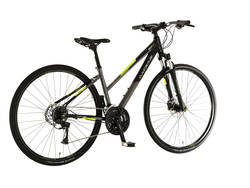Claud Butler EXP 4.0 Low Step Ladies 9 Spd Explorer Hybrid Bike, Alloy Frame - 700c 1 Thumbnail