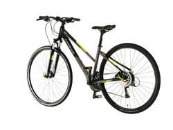 Claud Butler EXP 4.0 Low Step Ladies 9 Spd Explorer Hybrid Bike, Alloy Frame - 700c 2 Thumbnail