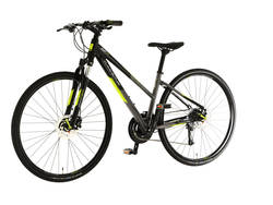 Claud Butler EXP 4.0 Low Step Ladies 9 Spd Explorer Hybrid Bike, Alloy Frame - 700c 3 Thumbnail