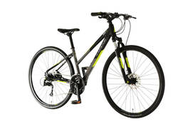 Claud Butler EXP 4.0 Low Step Ladies 9 Spd Explorer Hybrid Bike, Alloy Frame - 700c 4 Thumbnail