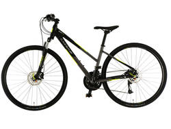 Claud Butler EXP 4.0 Low Step Ladies 9 Spd Explorer Hybrid Bike, Alloy Frame - 700c 5 Thumbnail