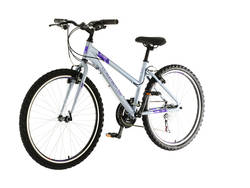 Claud Butler Edge Low Step Ladies Mountain Bike, Alloy Frame - 26