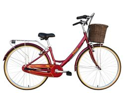 Tiger Classic Red Heritage Bike