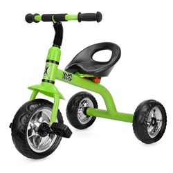 Xootz Tricycle Kids Trike - Green
