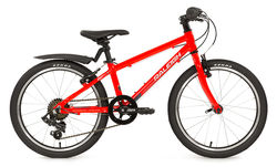 Raleigh Performance 20 Red Bike