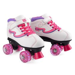 Xootz Disco LED Wheels Roller Skates