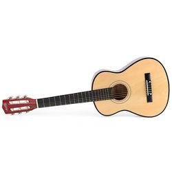 Toyrific Academy of Music Kids Acoustic Guitar with Strap and Spare Strings - 30