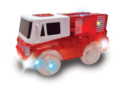 Magic Tracks Fire Truck