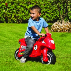 Dolu Toddler Kids My First Moto Ride On Motorcycle, Red - 2 Years+ 1 Thumbnail
