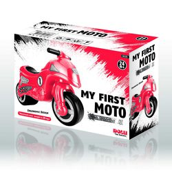 Dolu Toddler Kids My First Moto Ride On Motorcycle, Red - 2 Years+ 2 Thumbnail