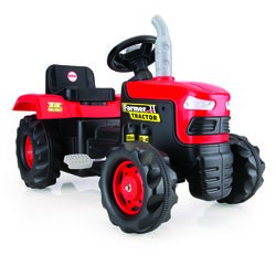 Dolu Tractor Pedal Ride On Red