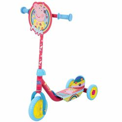 Peppa Pig Kids My First Tri Scooter 1 Thumbnail