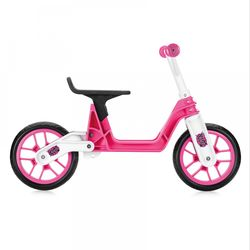 e532e67c194 Xootz Toddler Kids Girls Folding Training Balance Bike - Pink 1 Thumbnail