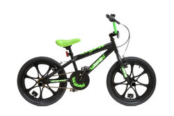 XN-5-18 BMX Bike Black/Green