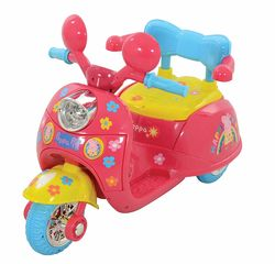 Peppa Pig Girls Trike Ride On
