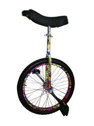 1080 Crazy Pink Unicycle 20