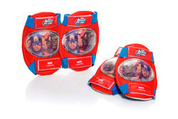 Dino Avengers Knee Elbow Pad Set